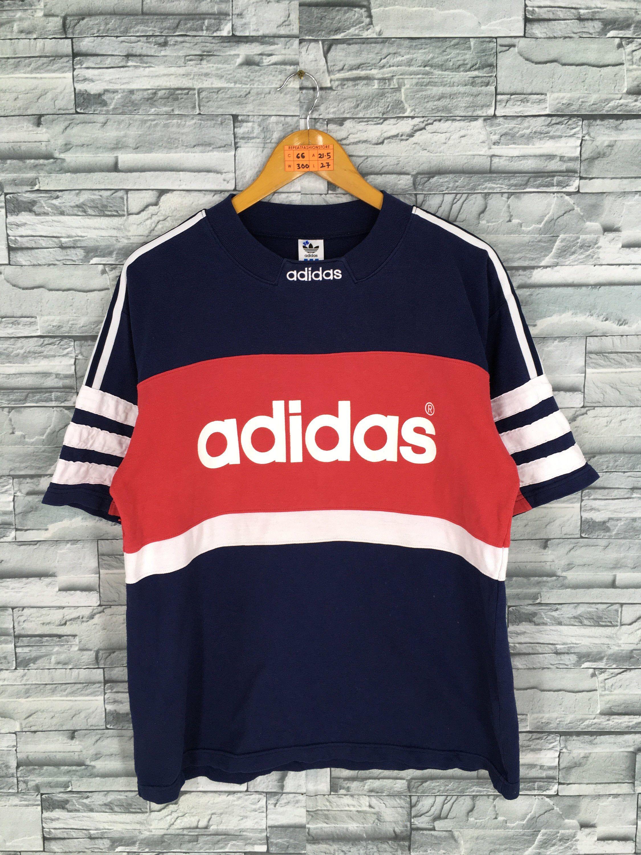 90s adidas t shirt