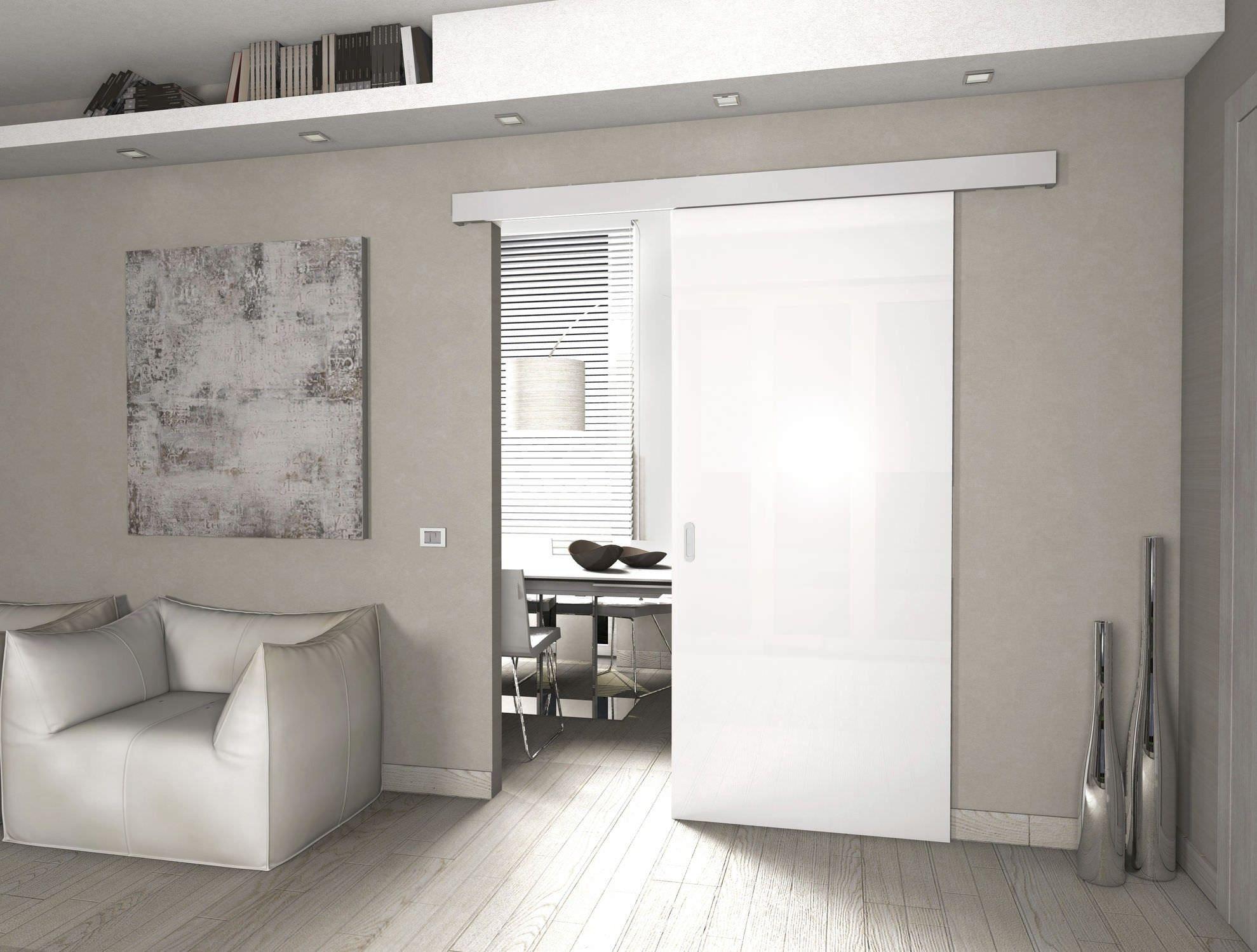 Porte Scorrevoli Esterno Muro Ikea New Controtelaio Per