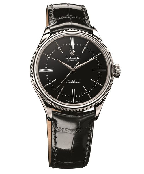 Birks Timepieces | www.birks.com | Watch, Rolex, Black, Leather, Classic, Elegant, Men, Style