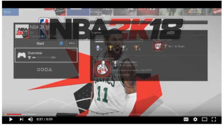 Pin On Nba 2k18 Free Vc Glitch