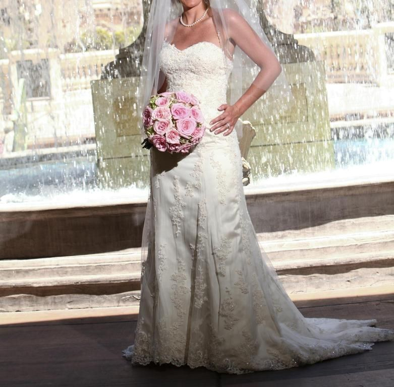Maggie Sottero Emma, $700 Size: 10 | Used Wedding Dresses | Maggie ...