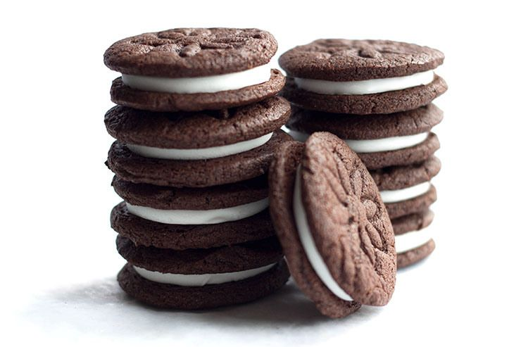 Once you try this recipe for homemade Oreo cookies, you'll never want the packaged ones again!