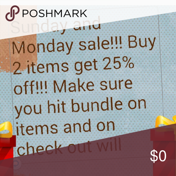 Selling this Buy 2 get get 25% if you bundle on Poshmark! My username is: ladydee10. #shopmycloset #poshmark #fashion #shopping #style #forsale #Accessories