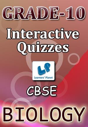 Grade 10 Biology Worksheets: 10cbsebiology interactive quizzes worksheets on control ,