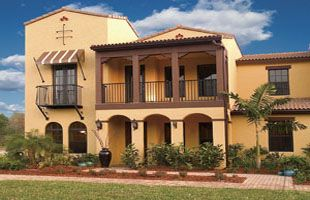 SAN BENITO - Village residences. A second floor two-bedroom, two-bath Flat offering a gourmet kitchen, an attached one-car garage and 1,501 square feet. Price: $206,980