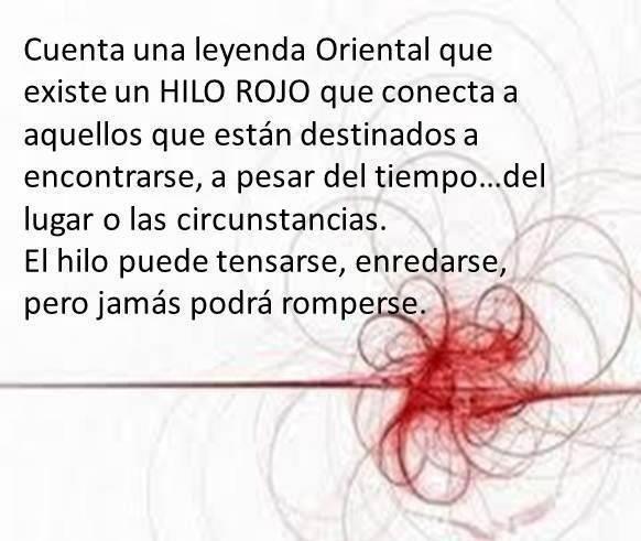 Cuenta La Leyenda El Hilo Rojo Imagenes Para Estados Hilo Rojo Del Destino