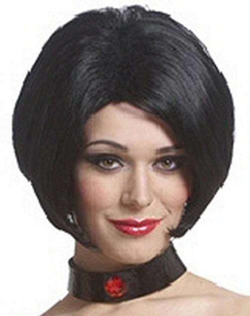 Twiggy Short Bob 60s Deluxe Adult Costume Wig 3 COLORS