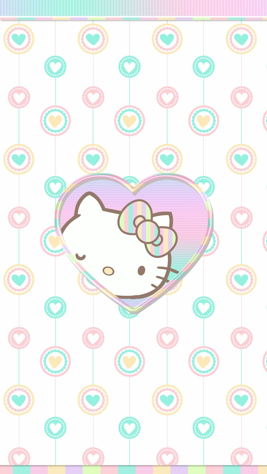 pastel valentine wallpaper iphone android Hello