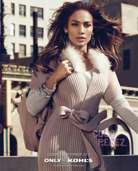 Jennifer Lopez Clothing Line At Kholes