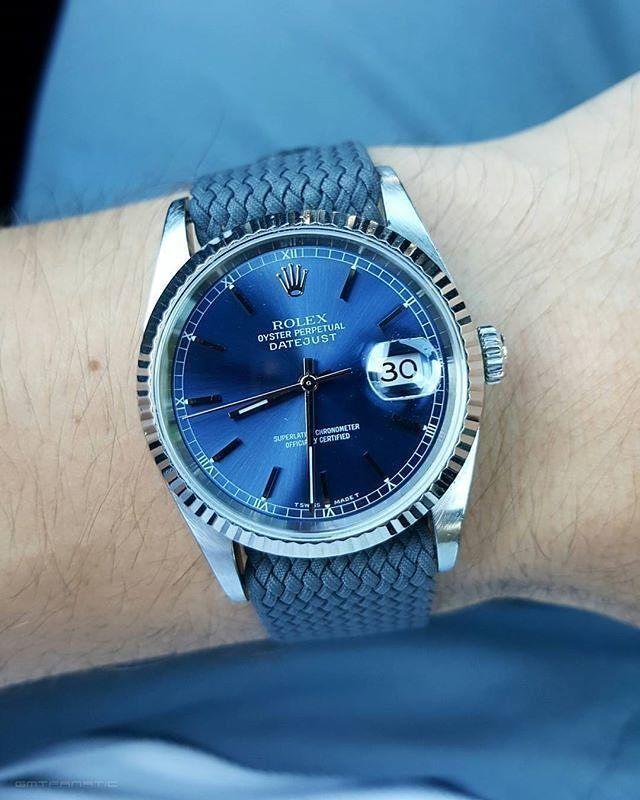 Sea Blue Rolex Luxury Watches In 2019 Luxury Watches Watches