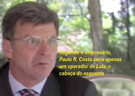Empresário denuncia ao MPF que Lula seria o cabeça de esquemas de superfaturamentos na Petrobras