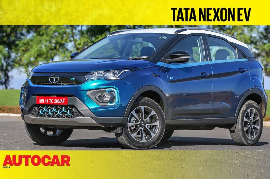 Review Tata Nexon Ev Video Review In 2020 Tata Upcoming Cars