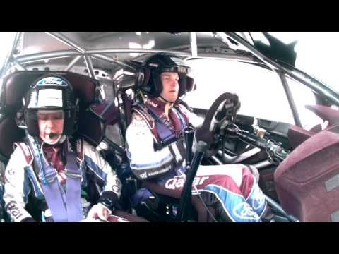 Rally Monte-Carlo: Stage 8-10