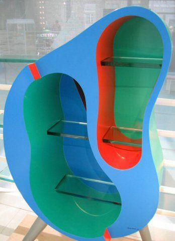 Design Alessandro Mendini.Alessandro Mendini Design Museum Mikiolone Post Modern