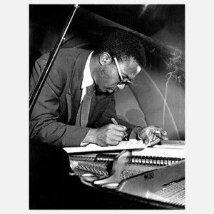 Doesn't get any better than this...Thelonius Monk in New York City now featured on Fab.