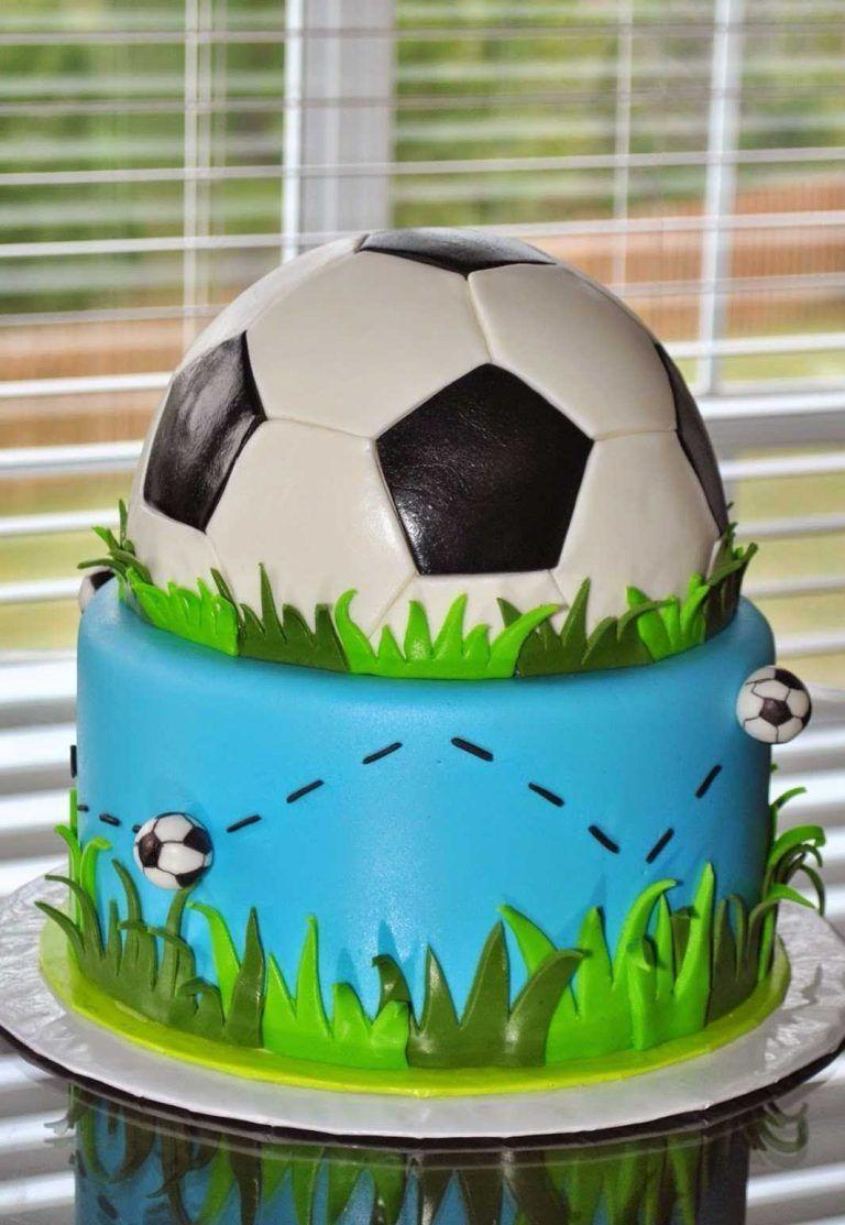 The Cake Decorating Business Festas De Aniversario De Futebol