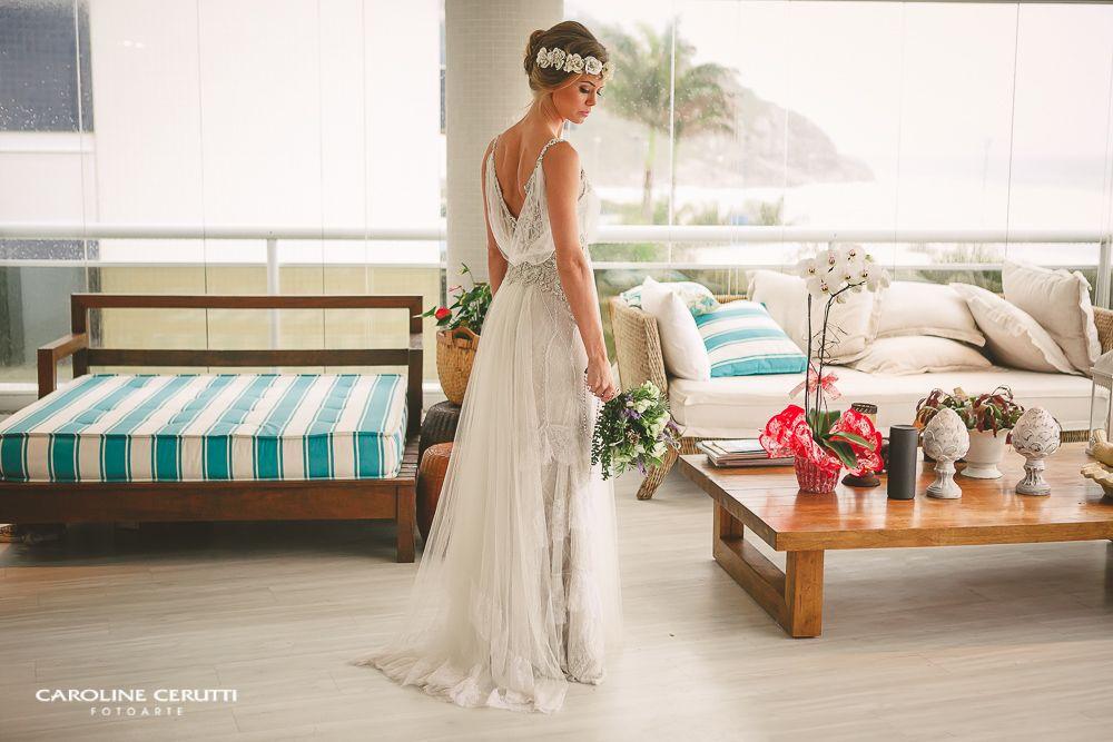 Destination wedding no Brasil: Carli + Giova - Berries and Love