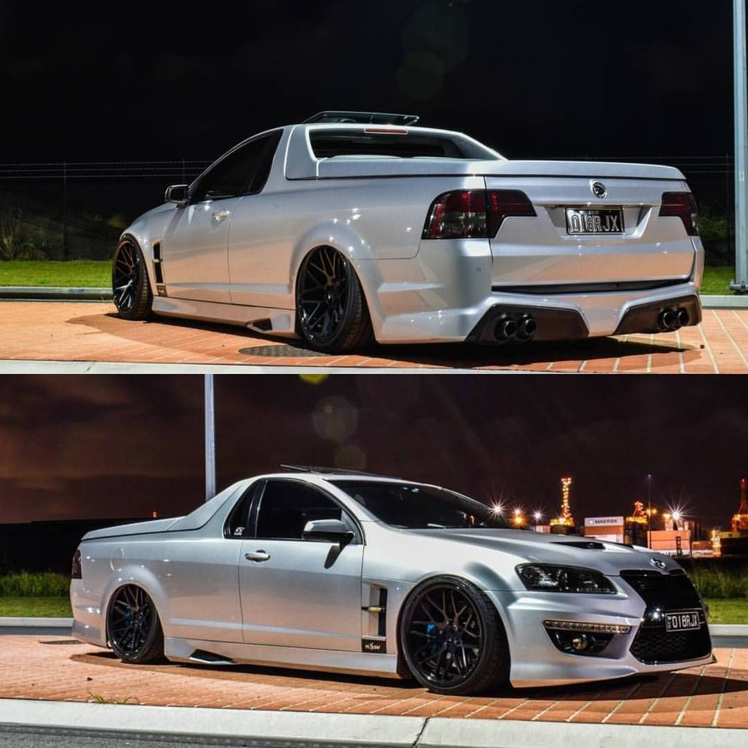 Perfection Owner Brentstott Maloo R8 Bagged Stance Photography Hsvsofaus Australian Muscle Cars Australian