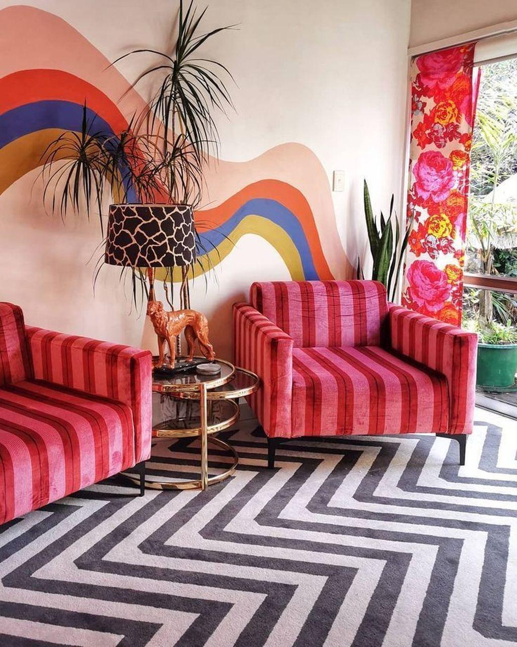 36 Stunning Colorful Interior Design Ideas Colorful Interior