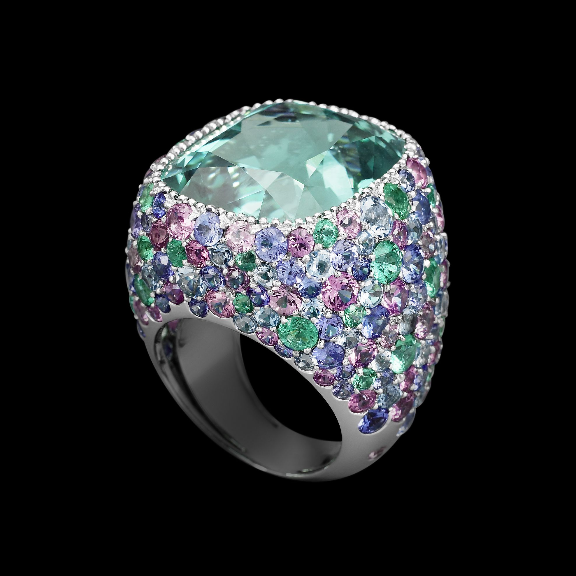 My idol Lorenz Baumer ring,