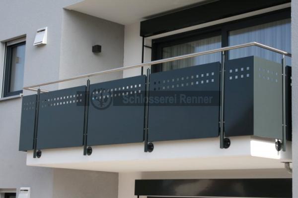 balkongel nder schlosserei renner c ng p picket. Black Bedroom Furniture Sets. Home Design Ideas