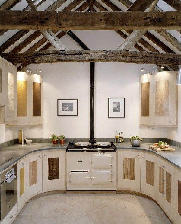 Barn Conversion Kitchens innovative contemporary barn conversion | surrey fc, barn and kitchens