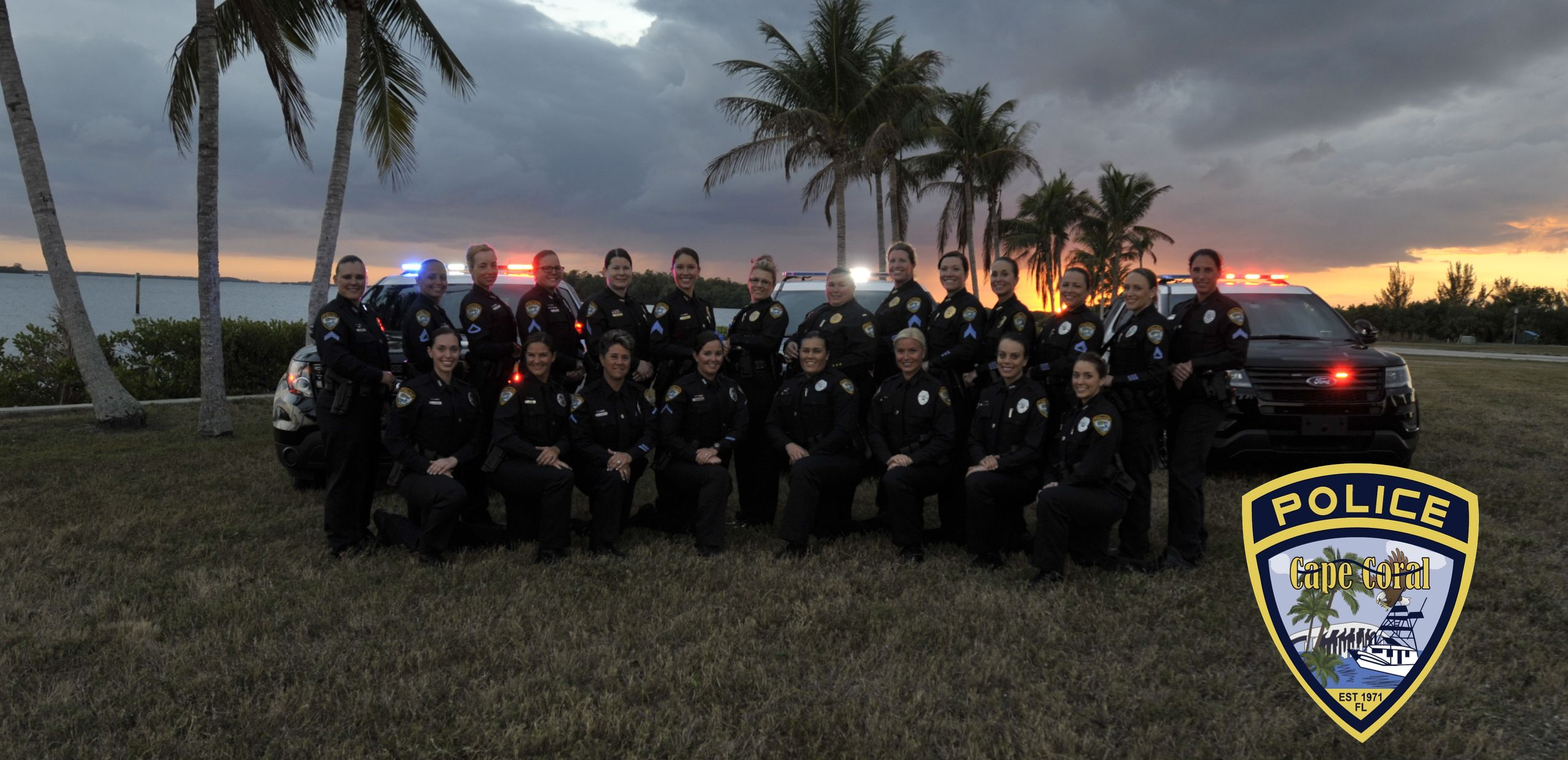 The Cape Coral Police Department Celebrates Women In Law Enforcement Month Police Police Department Law Enforcement