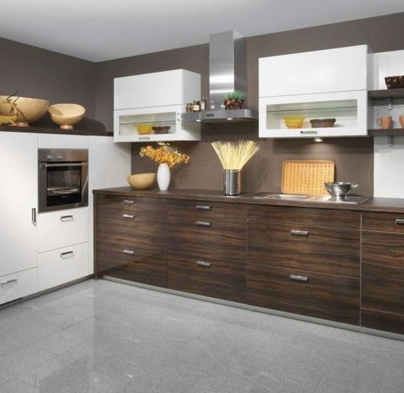 Kitchen Modern Modular Open Kitchen Design Modern Modular