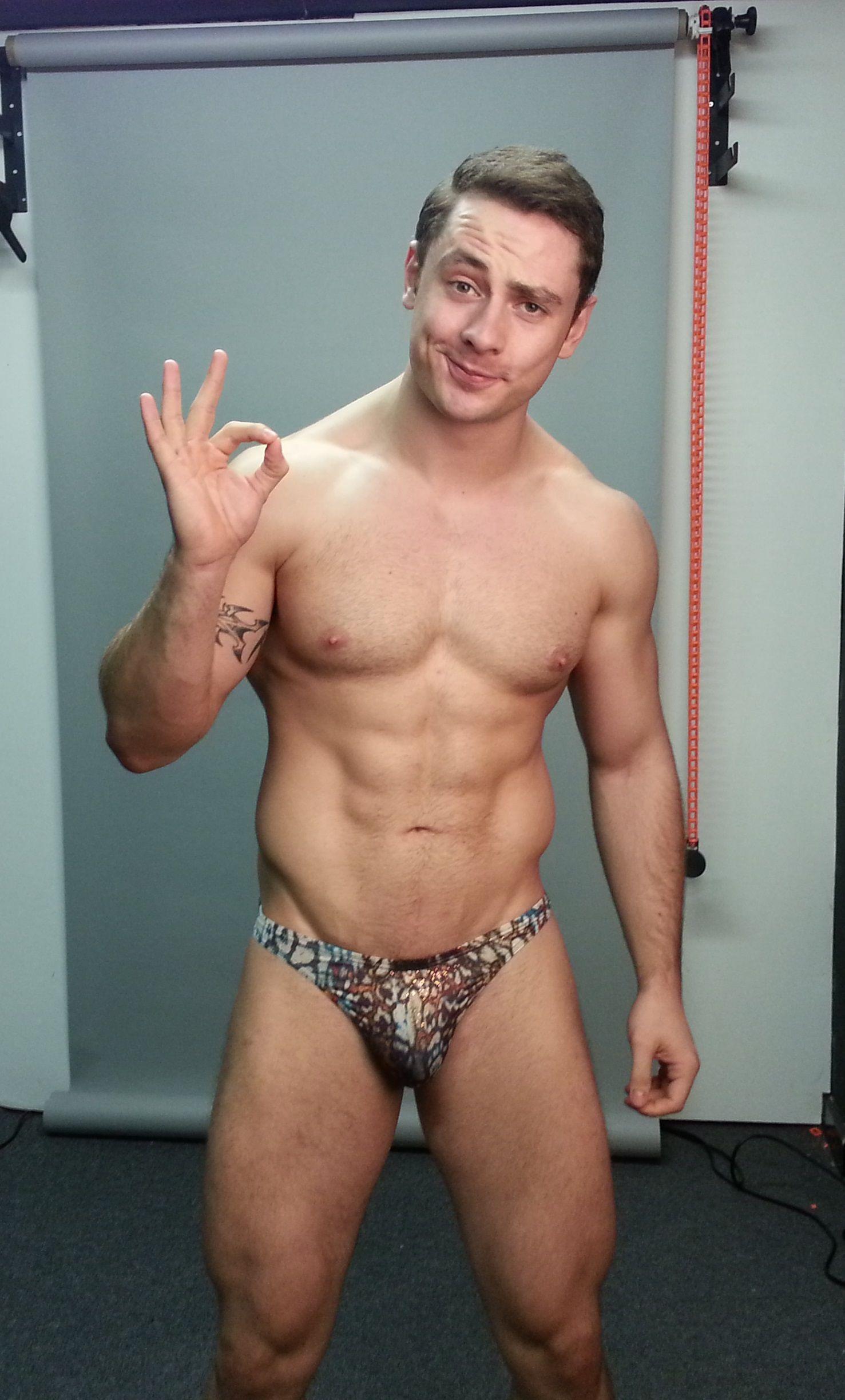 515c01286c Marshall Arkley aka Nick Cheney Under Pants, Men's Undies, Underwear, Boxer  Briefs,