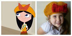 Crochet Dynamite: Isabella's Fireside Girl Beret