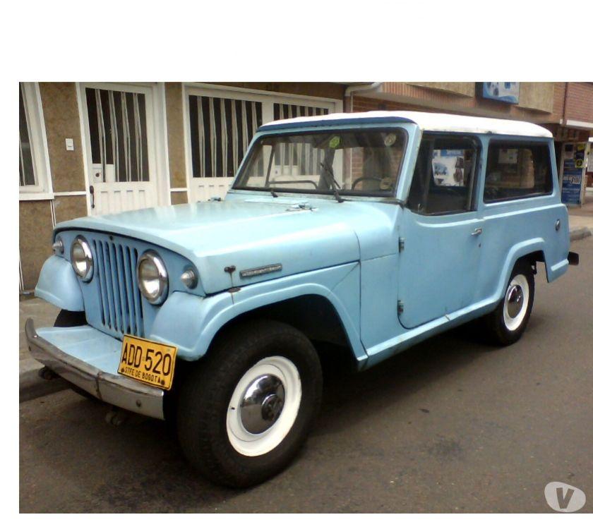Fotos De Clasico Jeep Comando Jeep Autos Automoviles