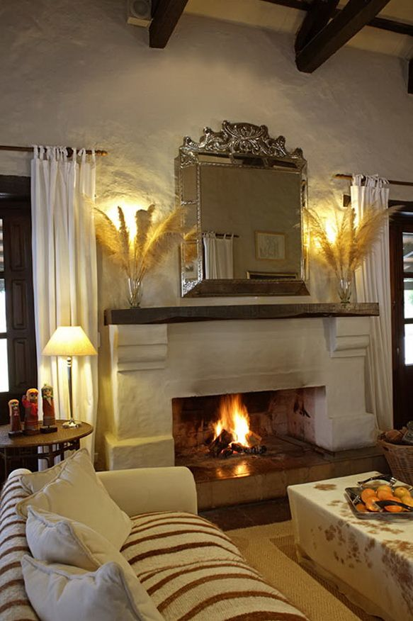 small ranch home decorating ideas rustic ranch in argentina home interior design kitchen - Small Ranch Interior Design