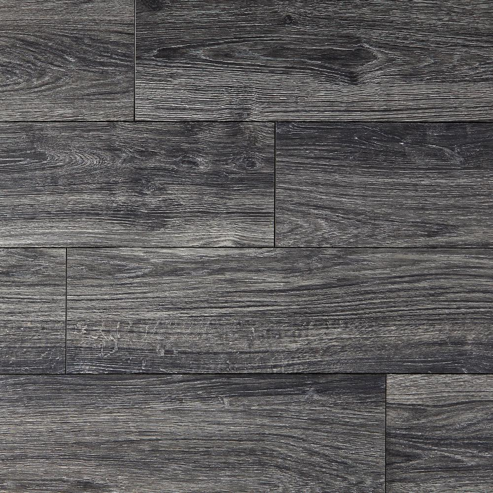 Home Decorators Collection EIR Cliffborn Black Oak 12 mm