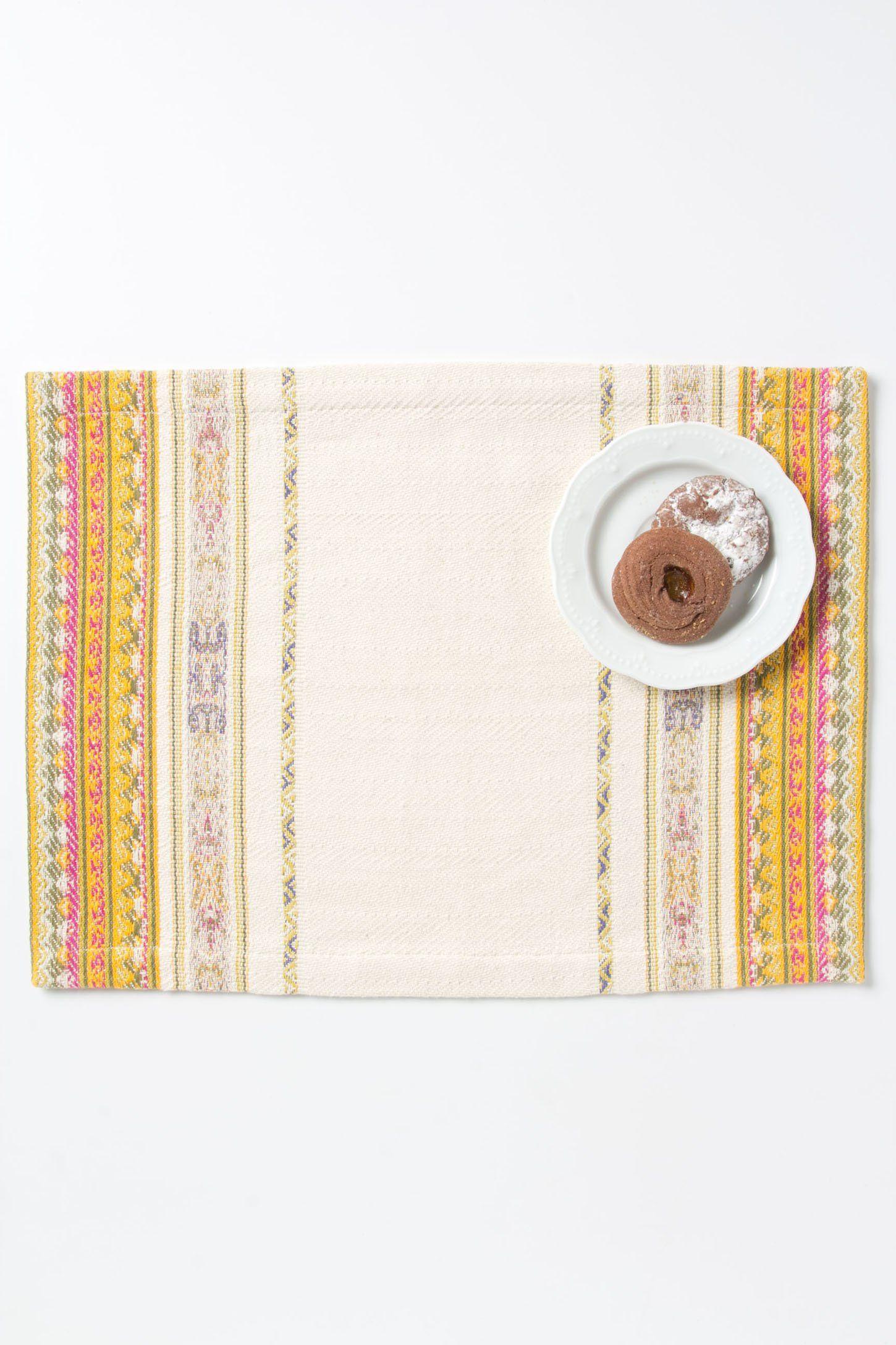 Woven Rhythms Placemat - $12