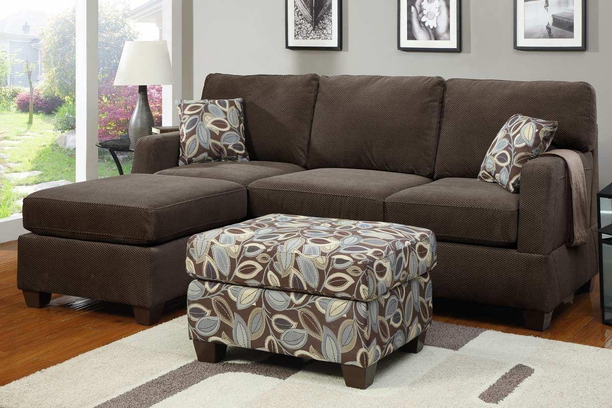 Microfiber Sectional Sofa Orange County Furniture Warehouse F7483 Small Sectional Sofa Sofa Design Furniture