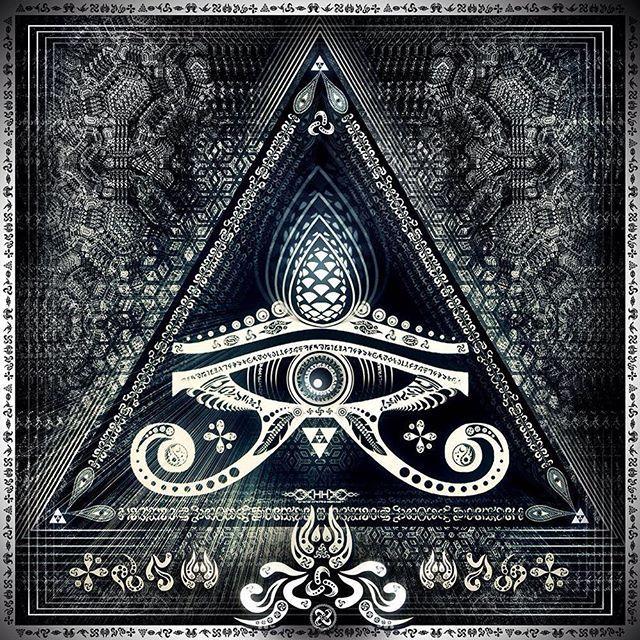Instagram Photo By The Art Of Hakan Hisim Jun 17 2016 At 9 33am Utc Egyptian Art Ancient Symbols Eye Of Horus