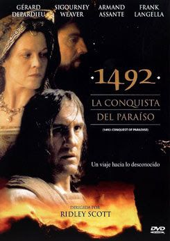 1492 La Conquista Del Paraíso Movie Posters Film Movie Tv