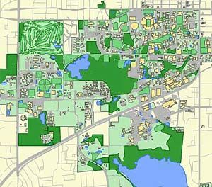 Campus Map Ufl.Uf Campus Map College Pinterest
