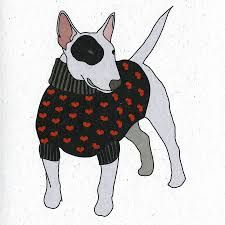 Image result for english bull terrier fabric