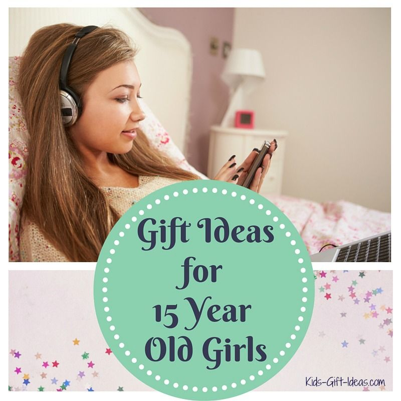 Pin on Gift Ideas For 15 Year Old Girls