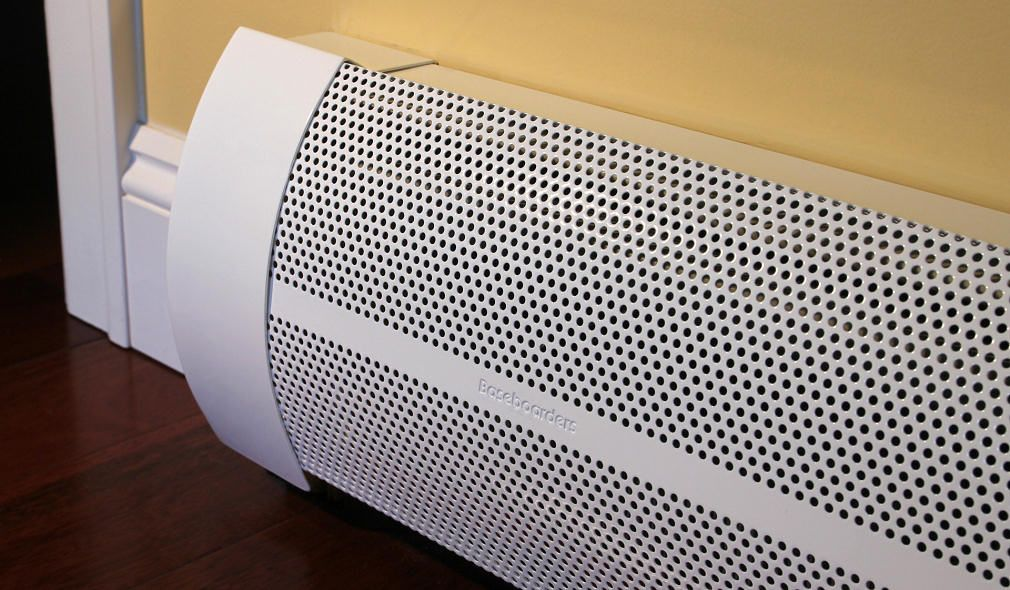 Baseboard Heaters Have Never Looked This Good Baseboard