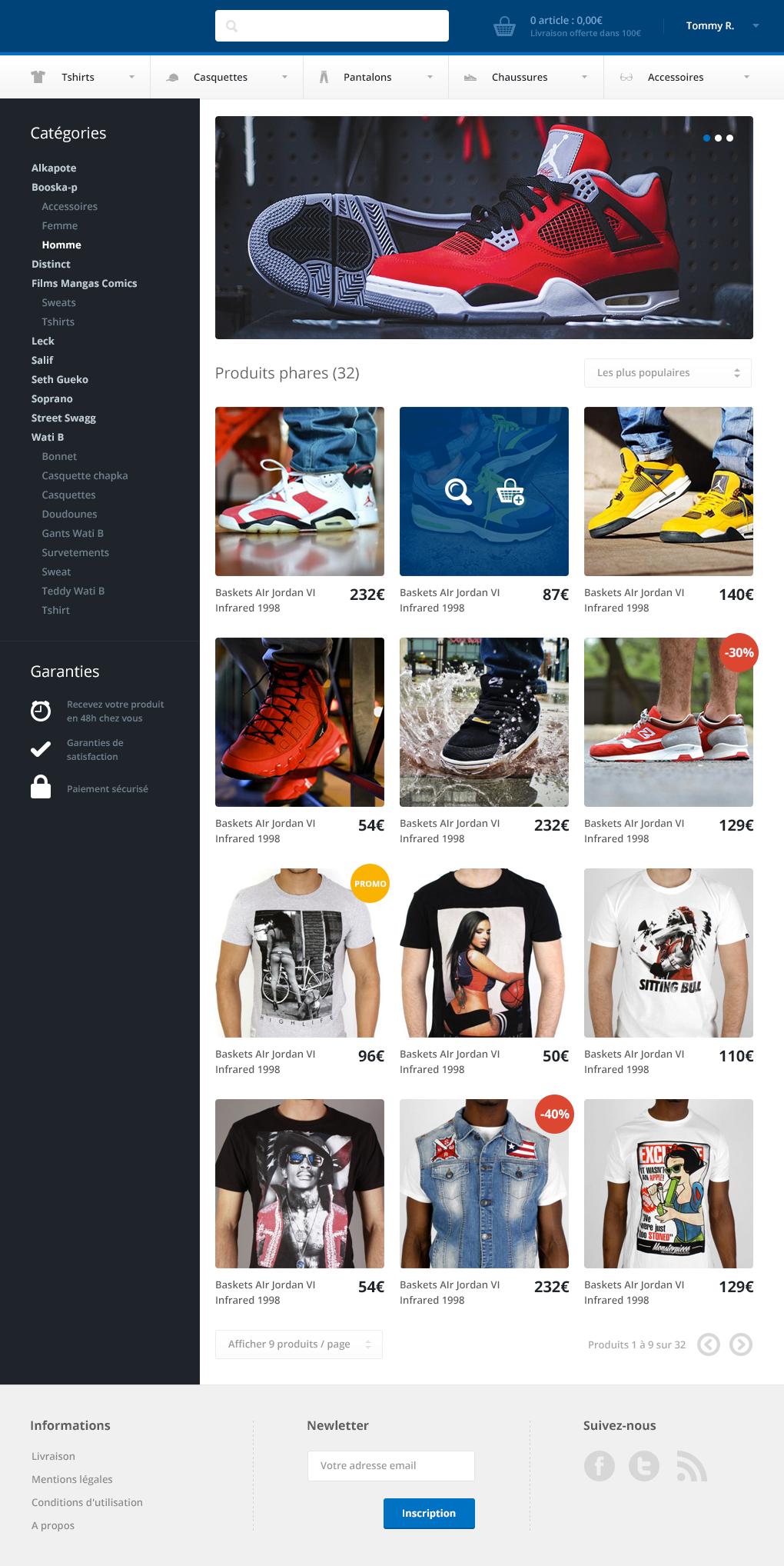 Template_shop