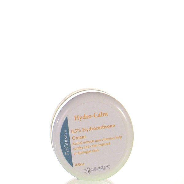 HydroCalm professional product, hydrocortizone calming cream