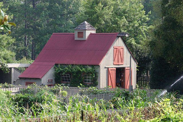 Vegetable Garden 3 Terraced Landscaping Shed Garden Shed