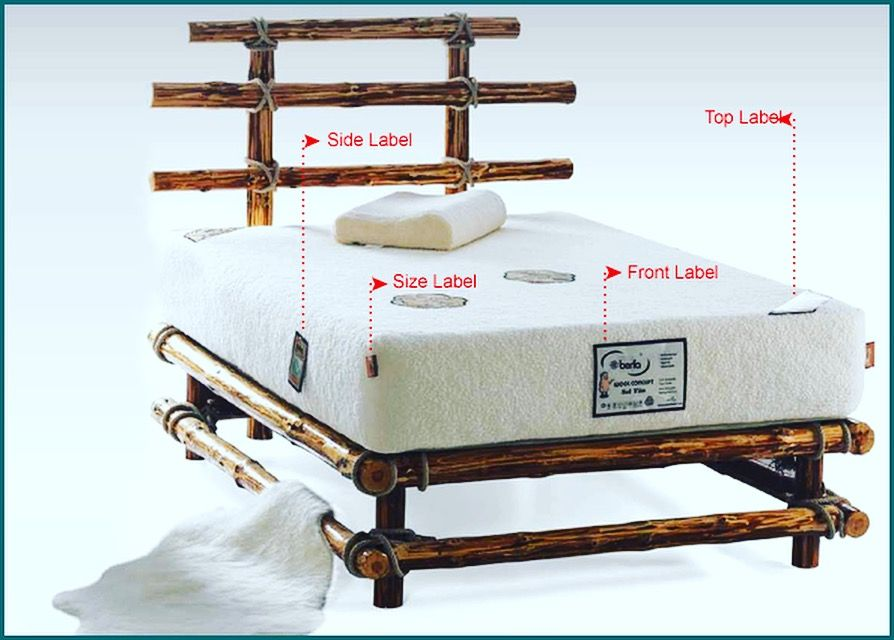 %100 Naturel Wooden Bed and Mattress by berfa group www.berfa.com.tr & info@berfa.com.tr & 00905301520038