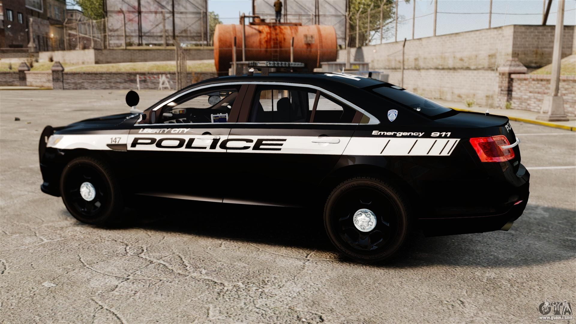 Ford Taurus Coolest Police Car 2 & Ford Taurus Coolest Police Car 2 | The Greatest Ford Taurus ... markmcfarlin.com