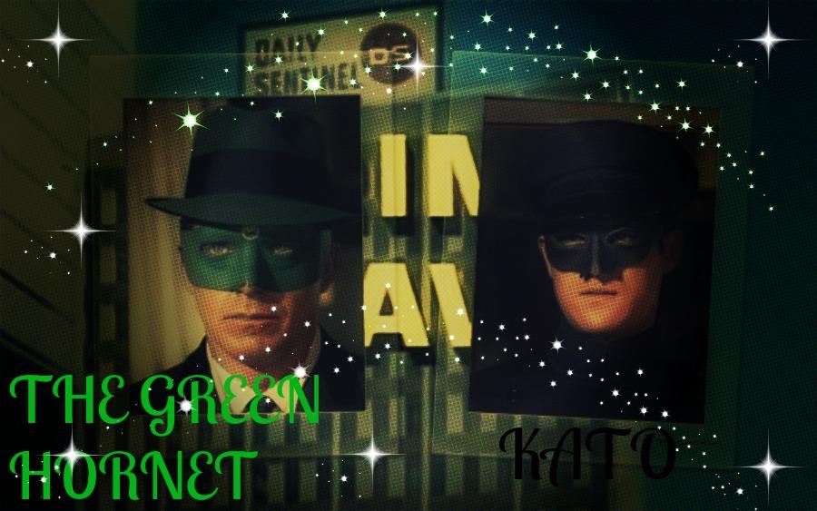 THE GREEN HORNET <3