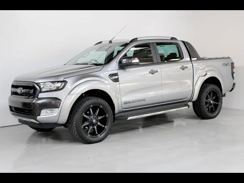 Ford Ranger Wildtrak Facelift With Flares And 20 Alloys Www