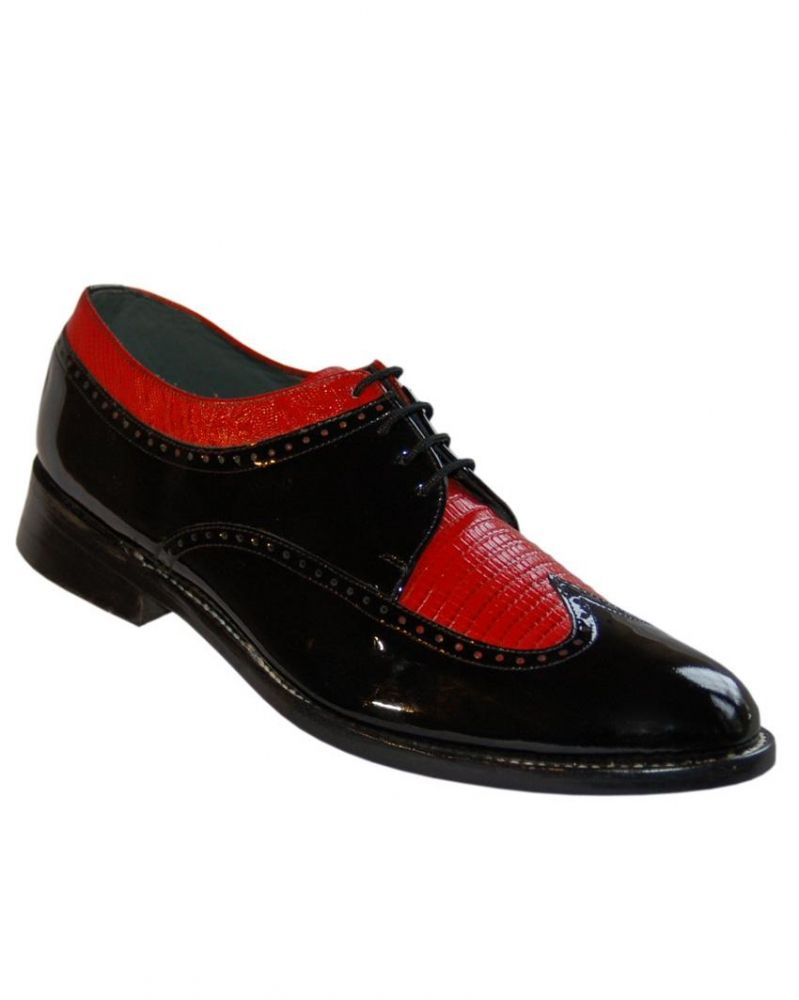 a8ea6cd077 Black+and+Red+Shoes