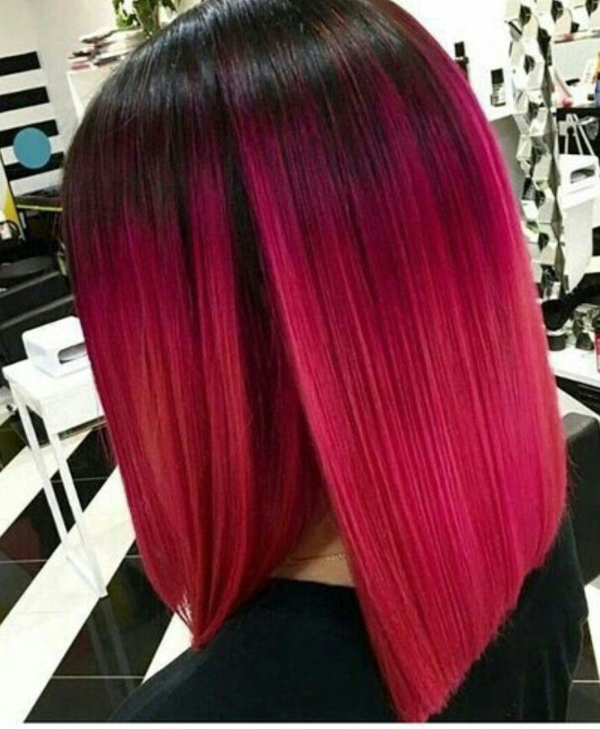Hot hair pink dye for dark hair catalog photo